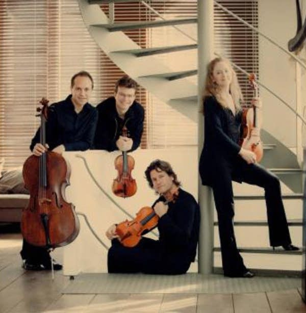 The St. Lawrence String Quartet