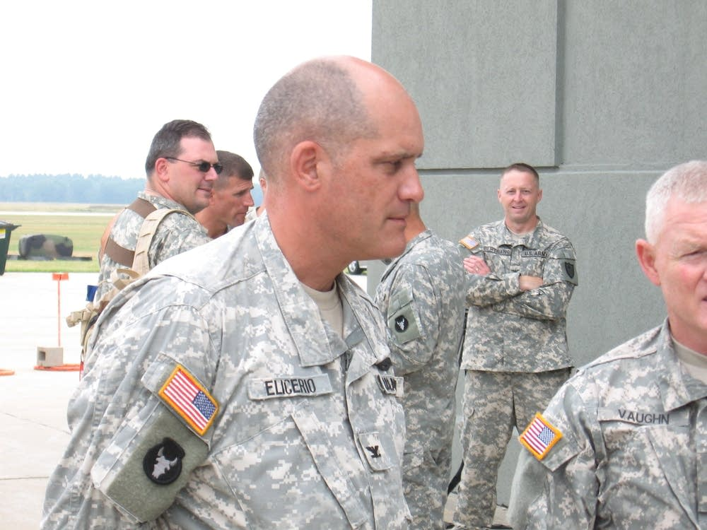 1st Brigade commander