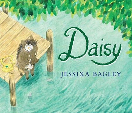 """Bookcover of """"Daisy"""" by Jessixa Bagley"""