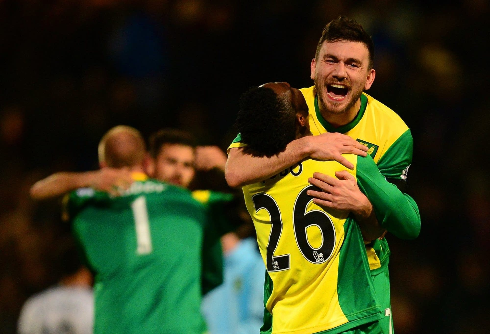 snodgrass norwich city