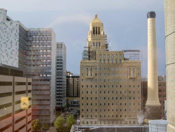 The Plummer Building, downtown Rochester, Minn.