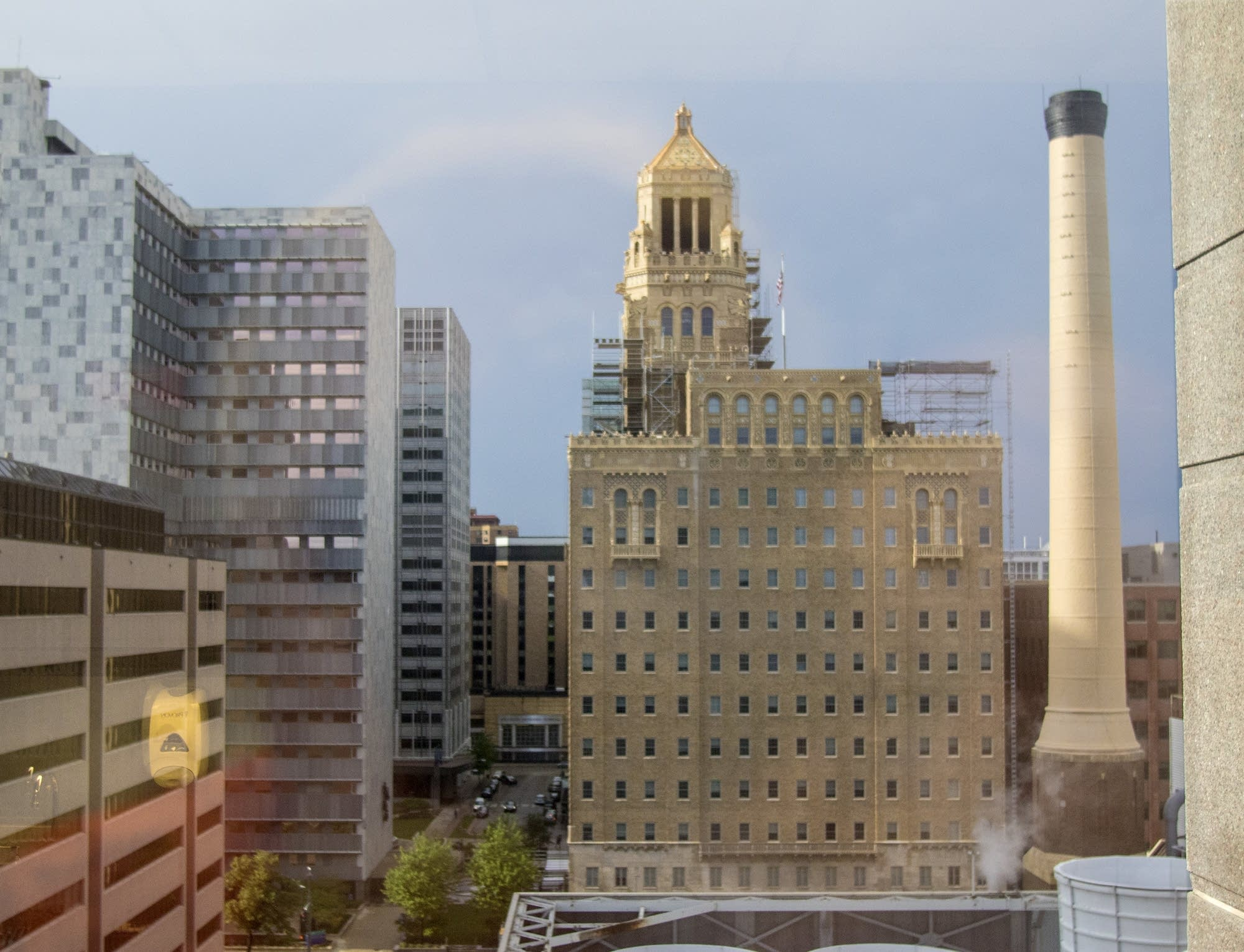 In A Tower 300 Feet Above Rochester A New Carillonneur Plays Songs For All To Hear Mpr News