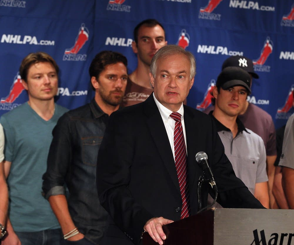NHLPA Member Meeting