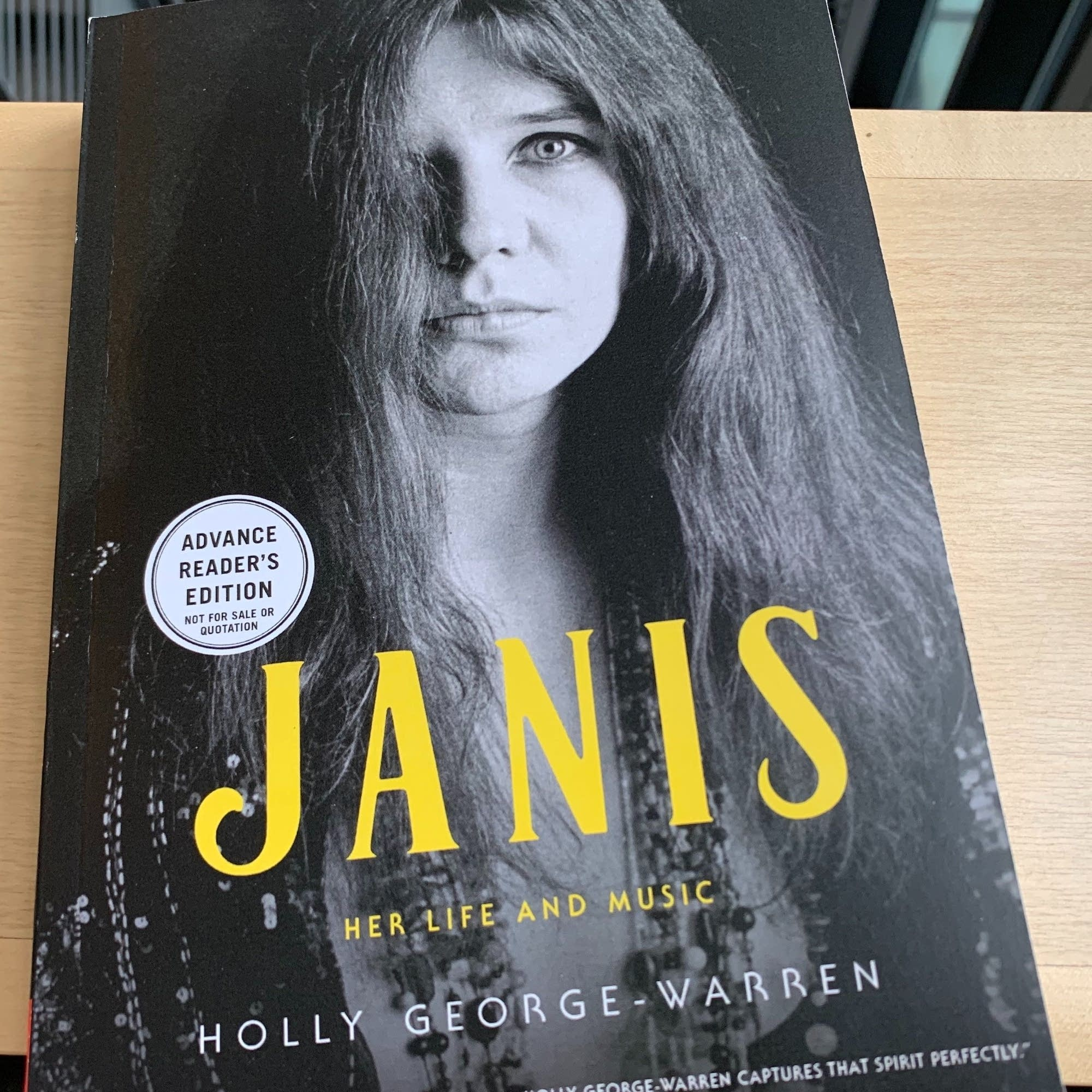 'Janis: Her Life and Music,' by Holly George-Warren.