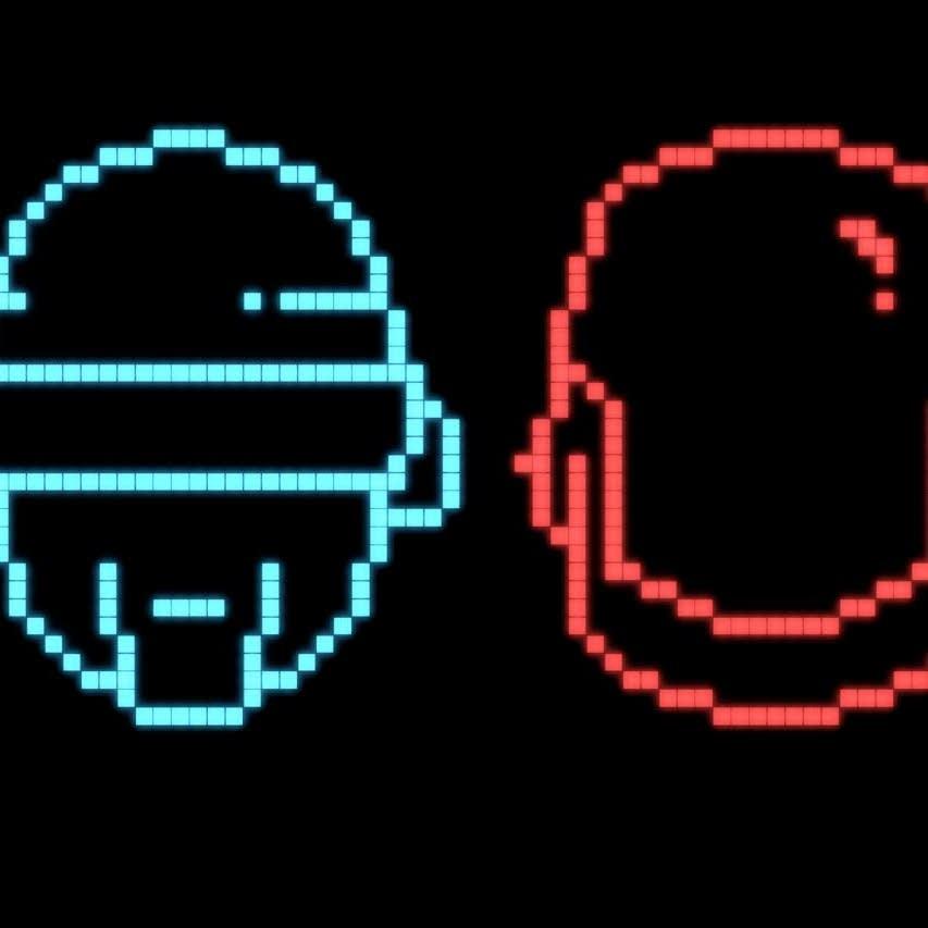 8 Bit Daft Punk