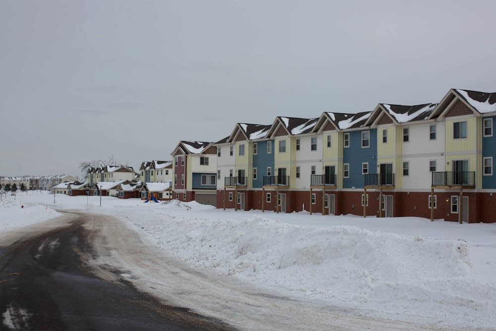 Seasons Townhomes