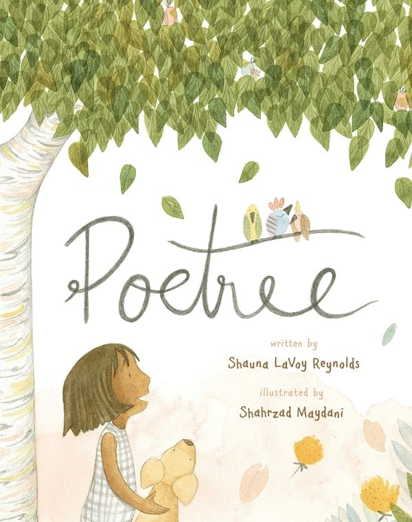 Julie's Library: Poetree