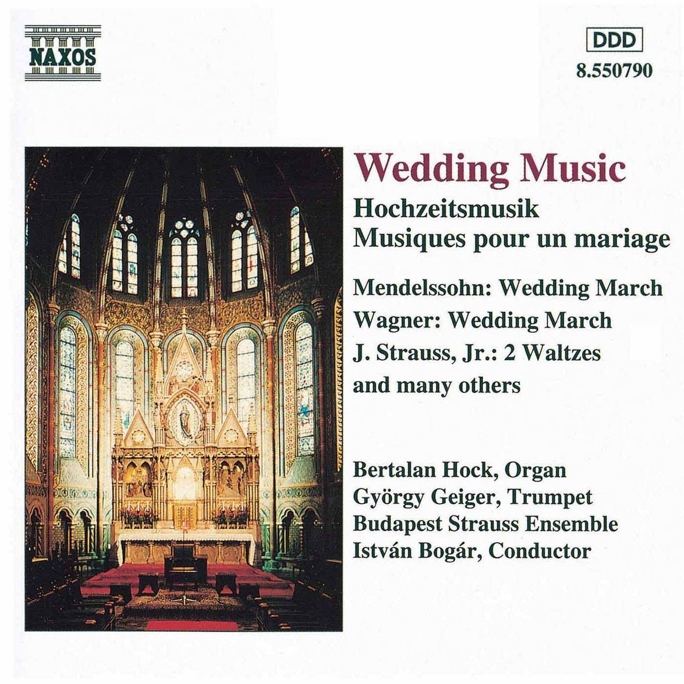Felix Mendelssohn - A Midsummer Night's Dream: Wedding March