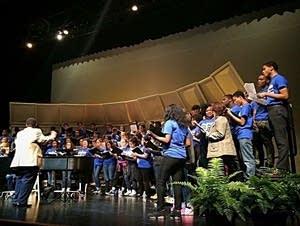 UofM Honor Choir