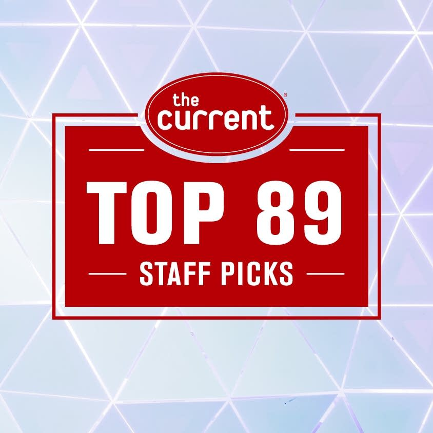 Top 89 of 2020 category header - Staff Picks
