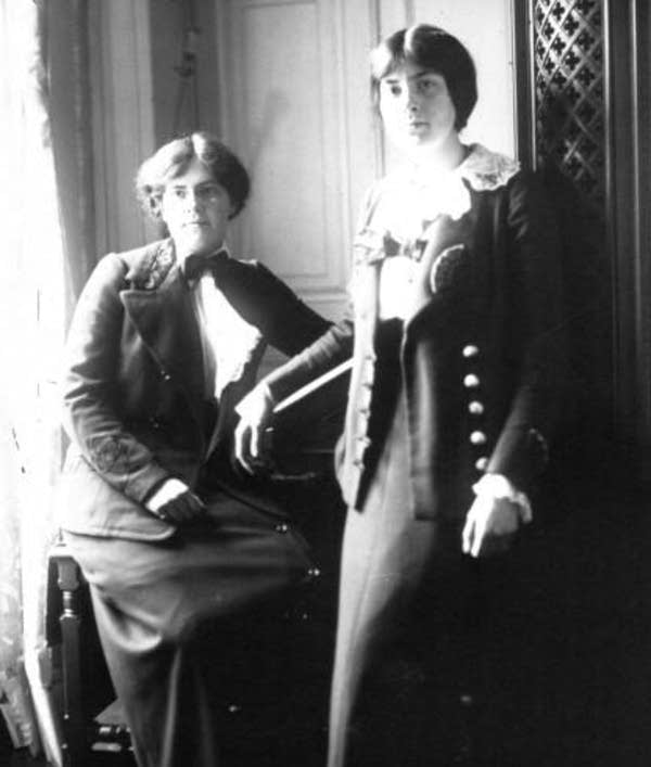 nadia lili boulanger 1913