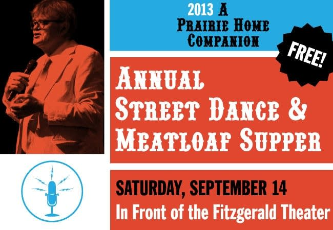 Meatloaf and street dance