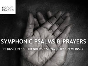 'Symphonic Psalms & Prayers'
