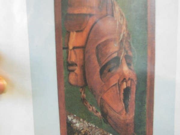 symbolic African masks