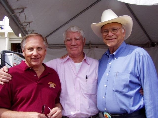 Former govs. Carlson, Anderson and Quie