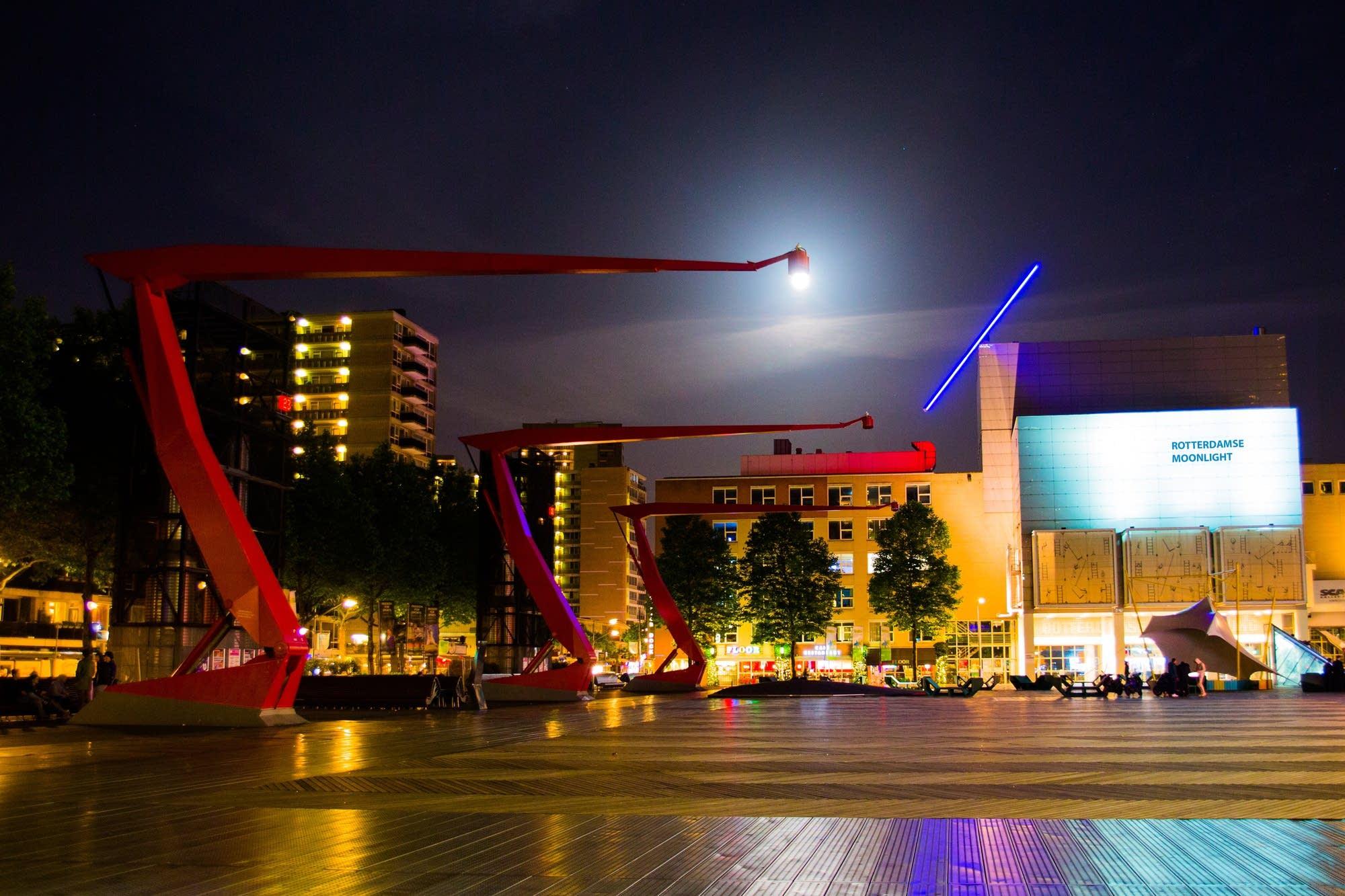 Rotterdam - 51 - lights