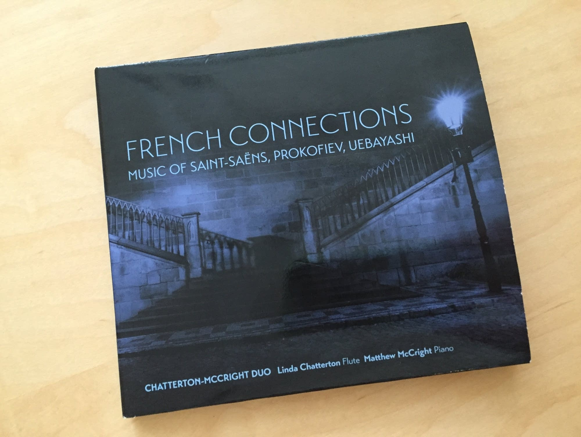 Chatterton McCright Duo, 'French Connections'