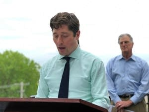 Minneapolis mayor Jacob Frey announced the policy recommendations.