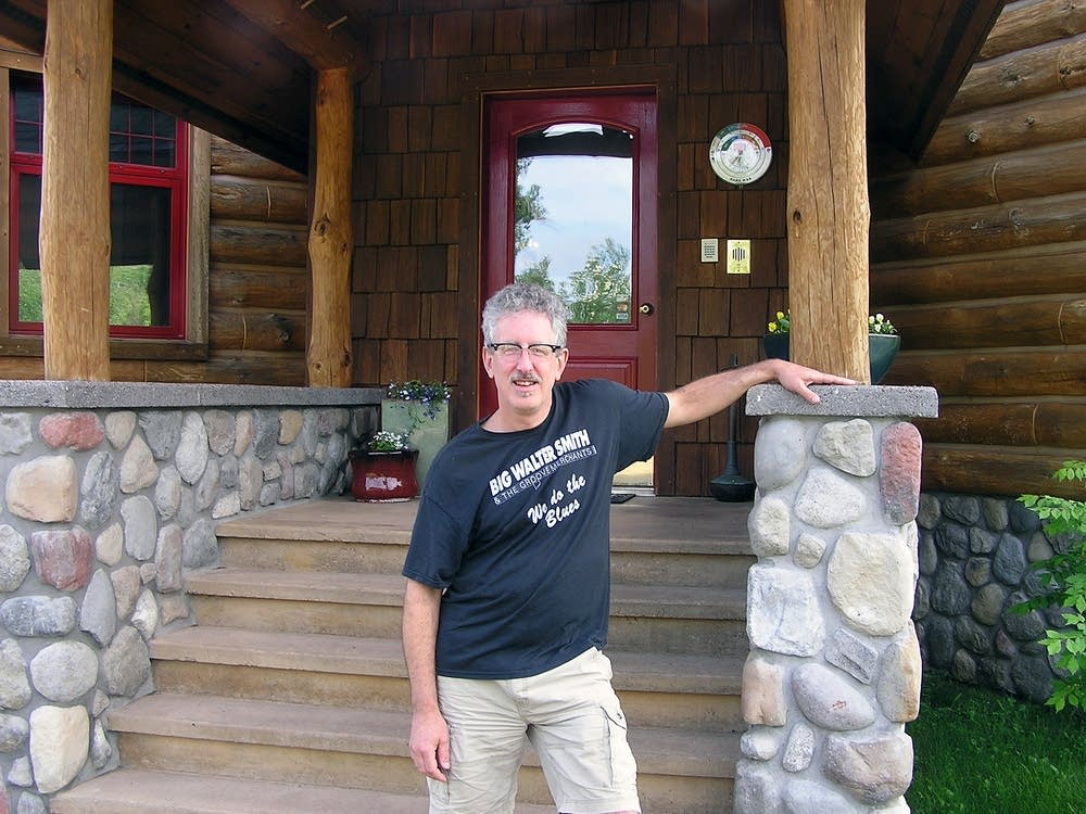 Andy Fisher of Baptism River Inn
