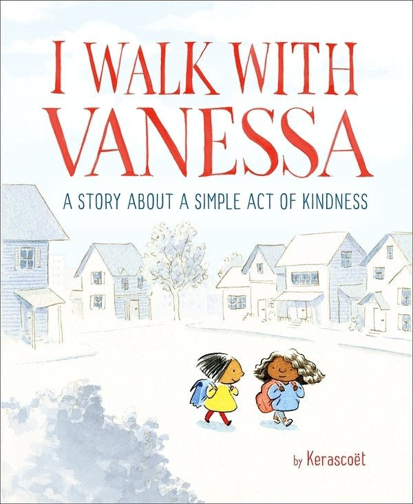 Julie's Library: I Walk With Vanessa
