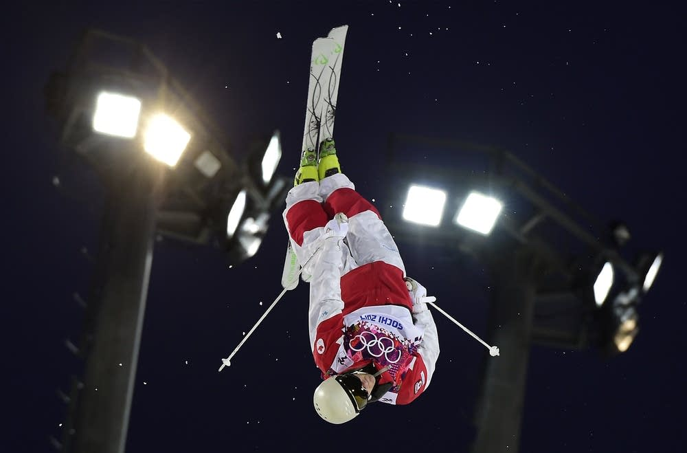 Canada's Marc-Antoine Gagno