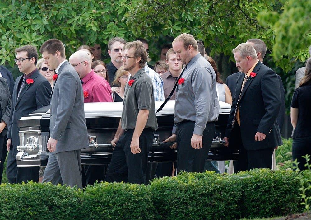 McQuinn funeral