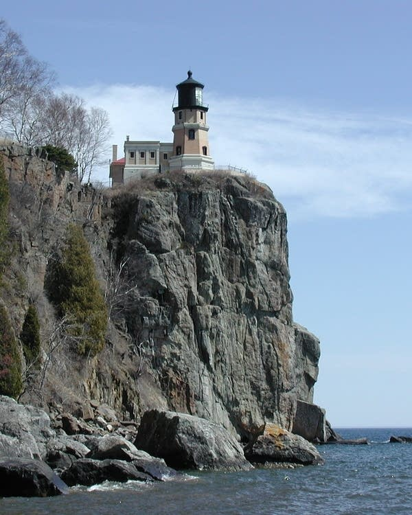 Split Rock Lighthouse Playing cards
