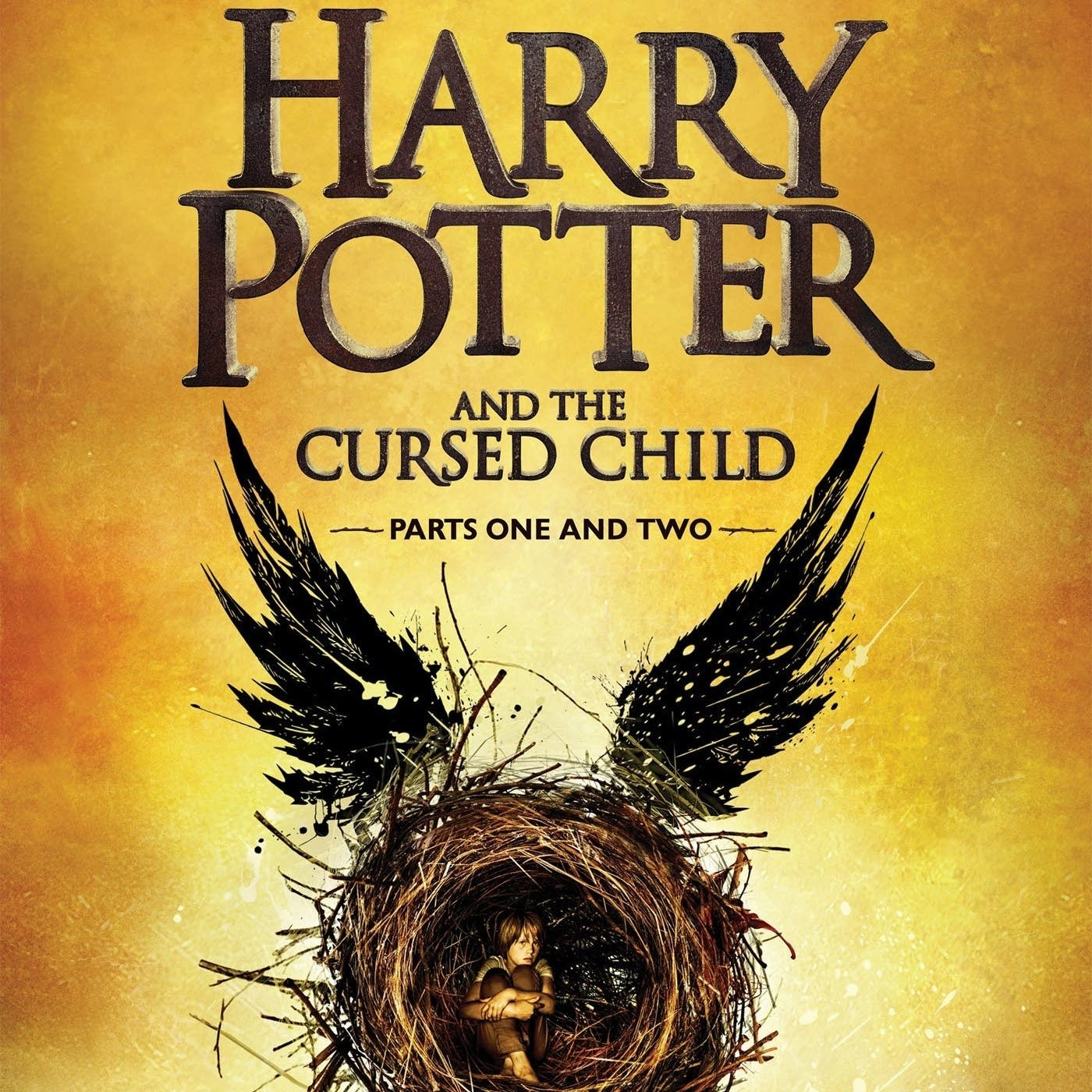 Book Harry Potter And The Cursed Child