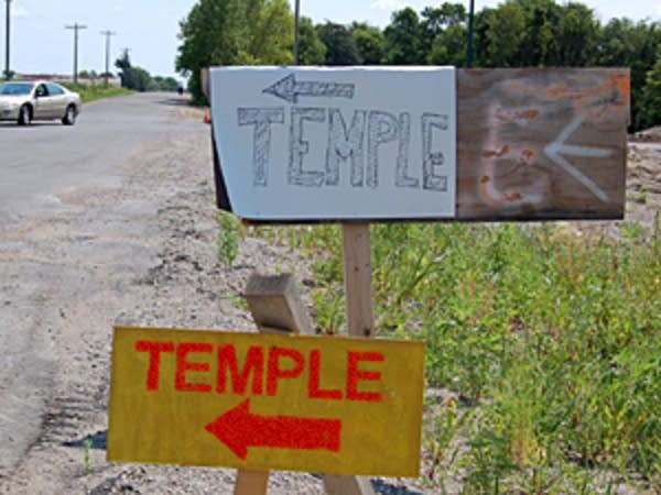 Temple signs