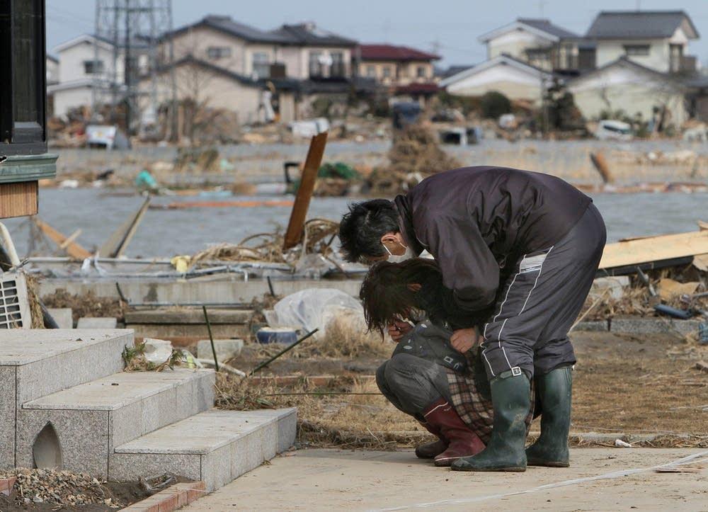 Damage in Japan