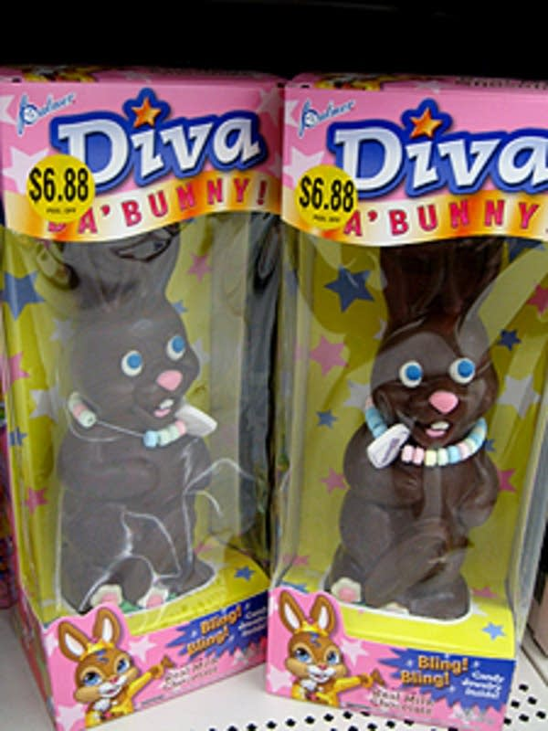 Double-dipped diva