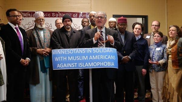 Community members address Islamophobia