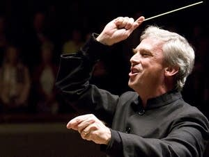 Jerry Junkin, artistic director and conductor of the Dallas Winds