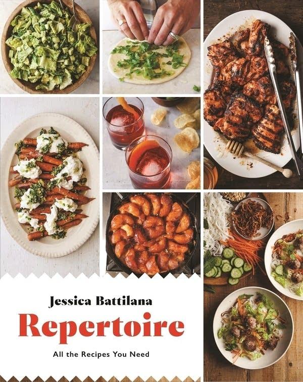 Repertoire by Jessica Battilana