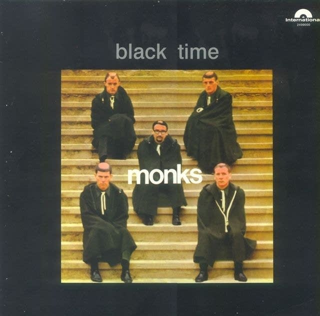 The Monks' album cover