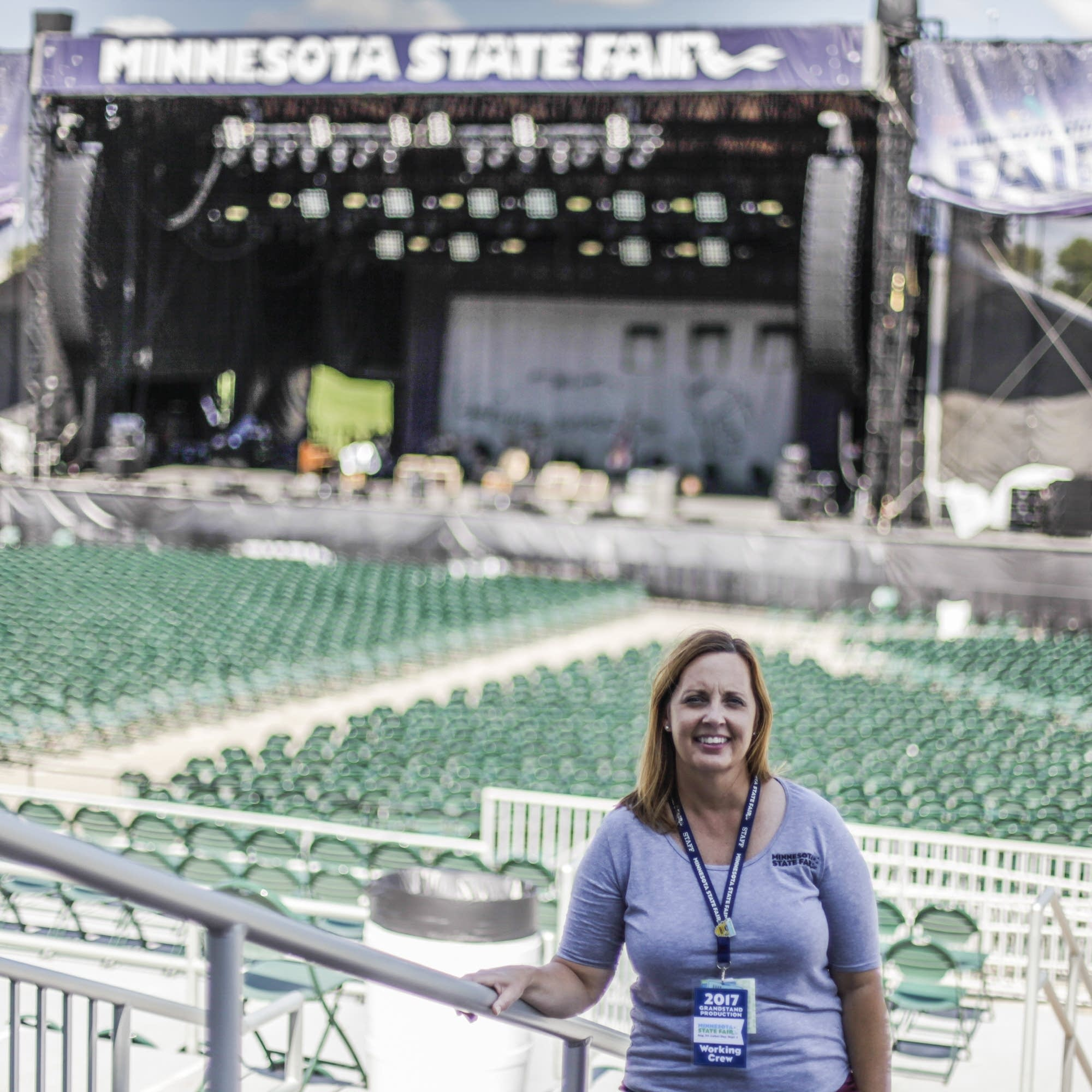 State Fair Grandstand Guru Shares How She Almost Booked Prince The Cur