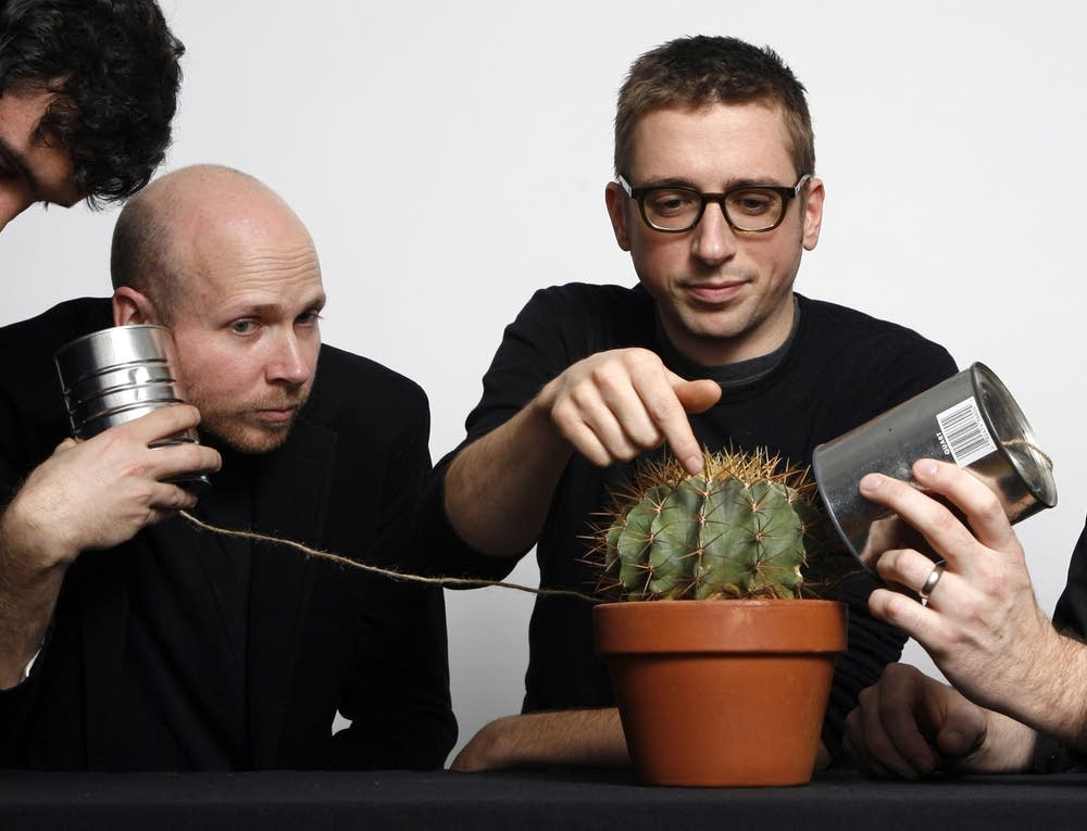 Cacti, crotales, and Crumb: A short history of strange