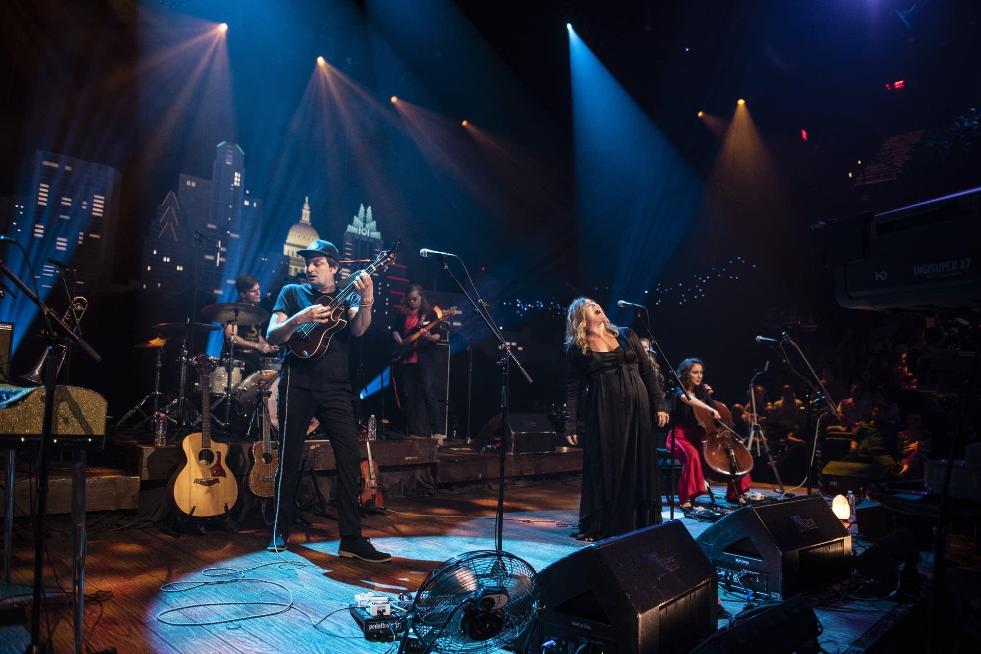 Wild Child perform on 'Austin City Limits'