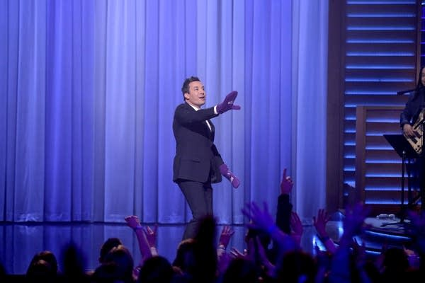 'The Tonight Show Starring Jimmy Fallon' in Minneapolis
