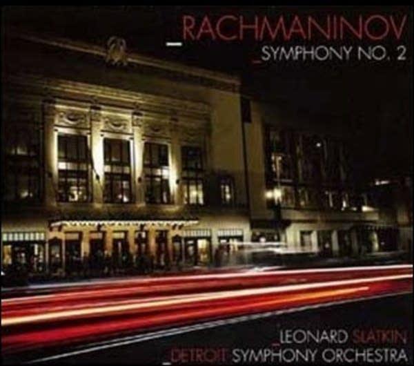 RACHMANINOV, S.: Symphony No. 2 / Vocalise (Detroi