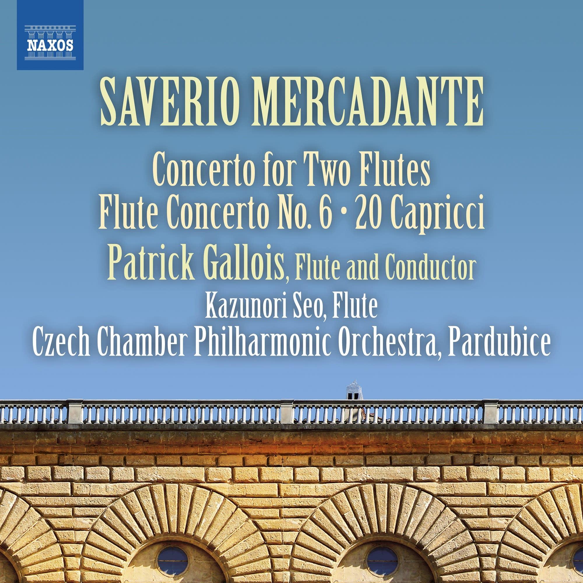 Saverio Mercadante - Flute Concerto No. 6: III. Polacca