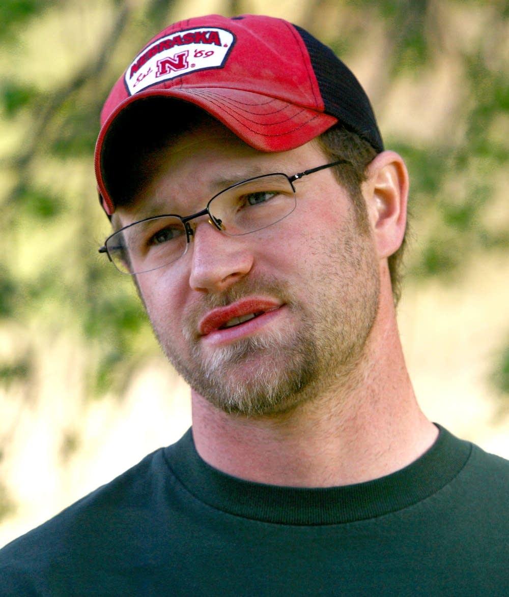 Clint Luedtke