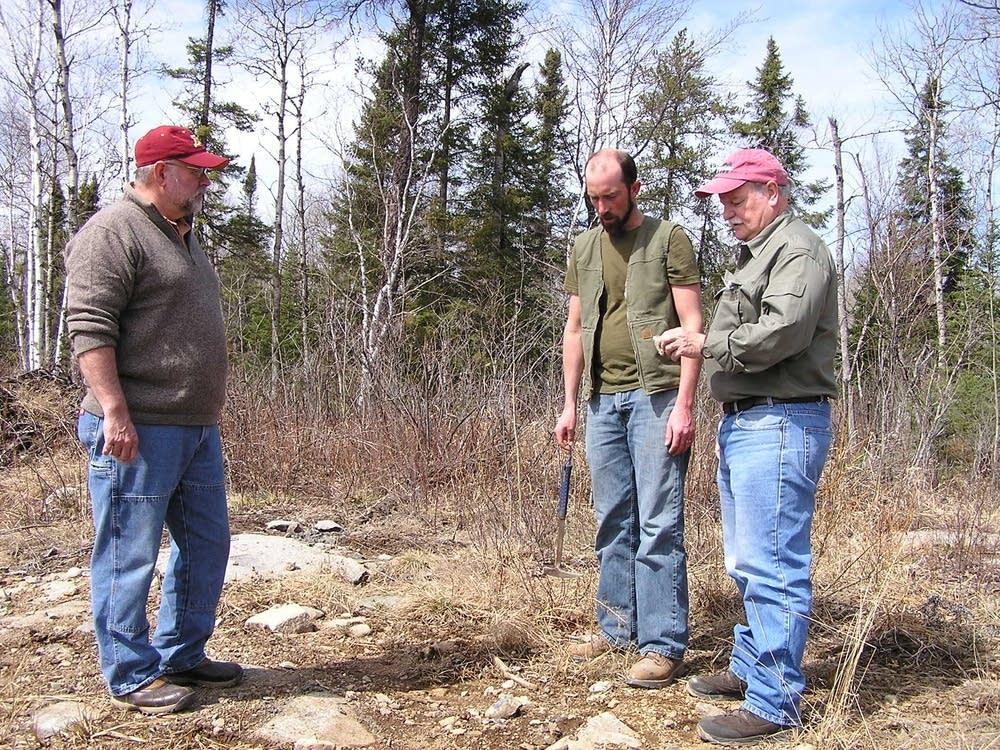 Duluth Metals crew
