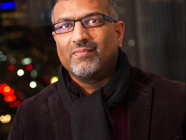 Shahed Amanullah, chief technology officer and co-founder of Affinis Labs.