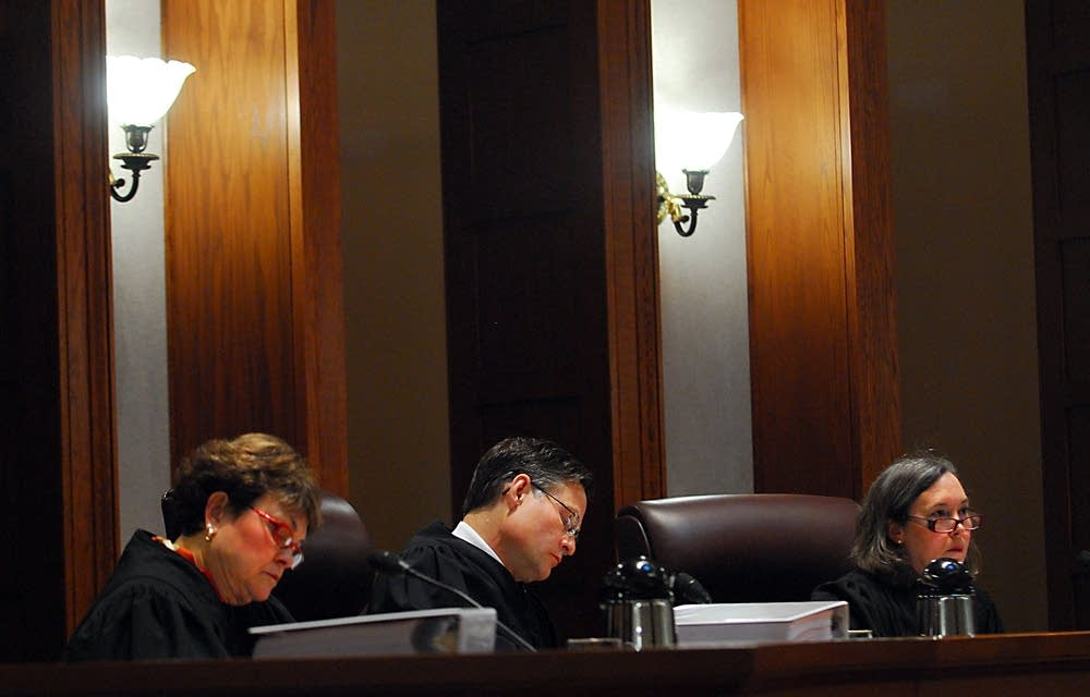 Three-judge panel
