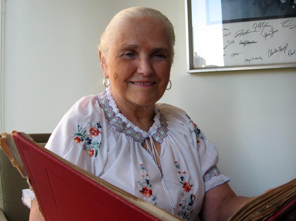 Judy Gustafson