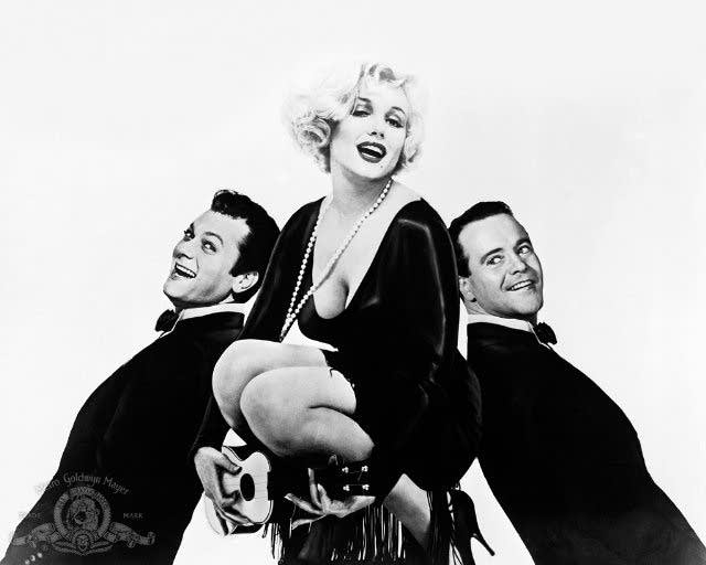 some like it hot publicity still