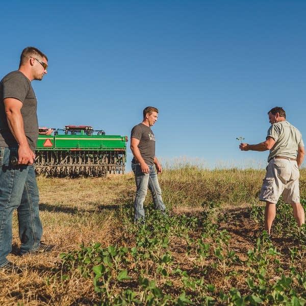 Field Work in Washington County