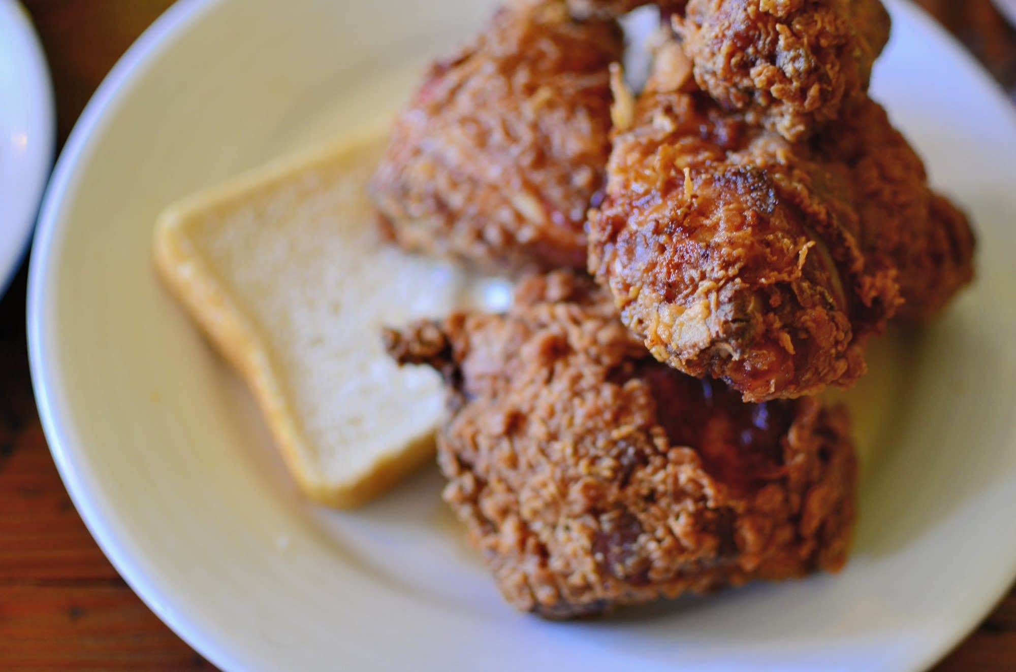 The Southern fried chicken from Revival