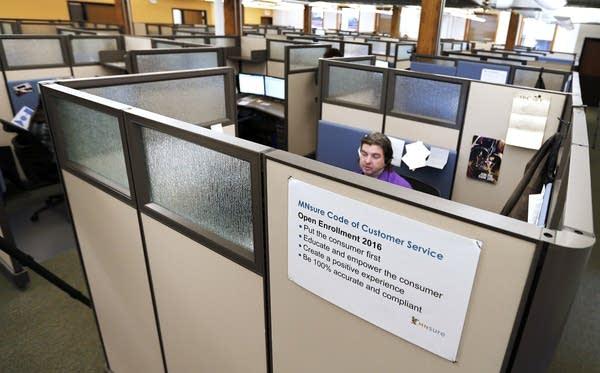 MNsure call center